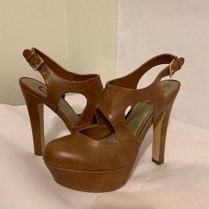 """Guess Sz 8.5 5"""" Platform heels  Pumps"""